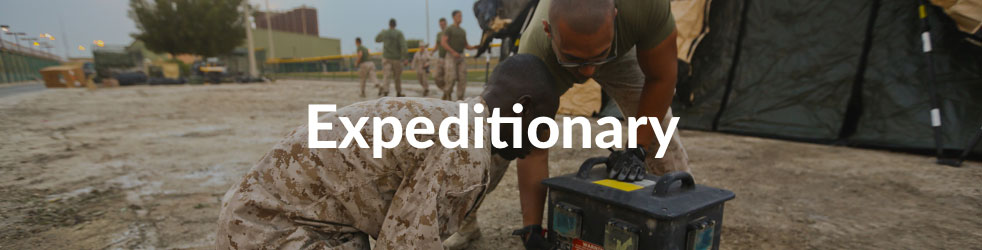 Expeditionary