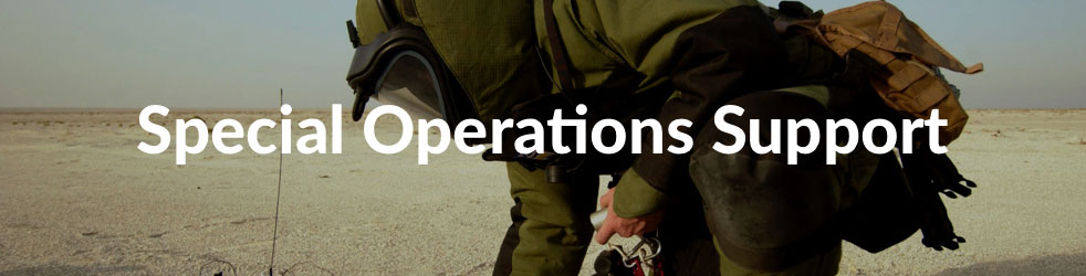 Special Operations Support