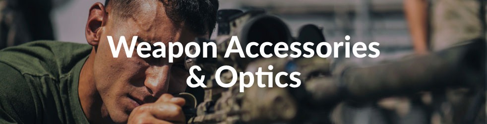Weapon Accessories & Optics