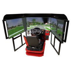 Driver Trainer Simulators