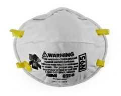 Particulate Respirator 8210 N95 - Case of 160
