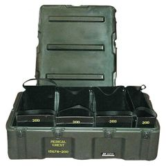 472-MED-4-TOTE Medical Tote Case