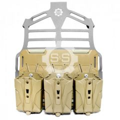 Gear Retention Track™ ELOS™ 5.56 PlateFrame Kit