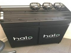 Halo Sport System Charging Station