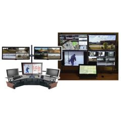 VIRTUS Security System Command Center Kit